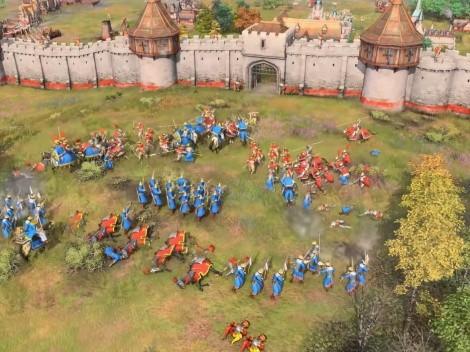"""Age of Empires IV revela la dinastía rusa """"Los Rus"""" como su nueva civilización"""
