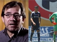 """Díaz y el mal momento de la U: """"Querían destrozar el club, lo consiguieron"""""""