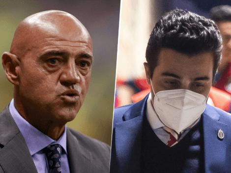 """Chelís destruyó a Marcelo Michel Leaño: """"Es una copia burda mía"""""""