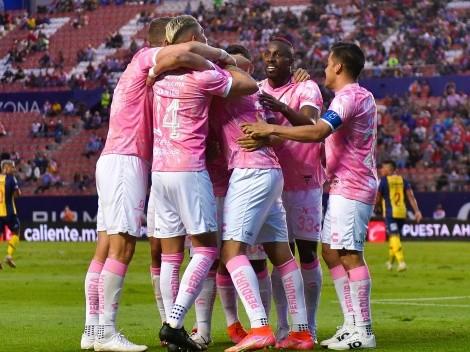 Atlas y Liverpool, unidos por goleadas impactantes