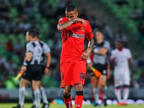 Martinoli, indignado por el nuevo empate del Toluca