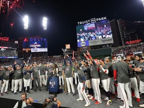 Atlanta Braves gana la Liga Nacional: Así llegaron a la Serie Mundial