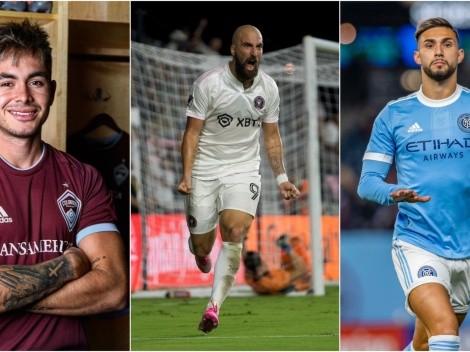 Los jugadores más destacados de la Semana 32 en MLS 2021
