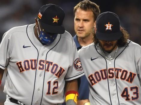 Astros juega la Serie Mundial contra los Braves sin su pitcher más temible