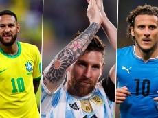 Los 10 cracks que representan a cada selección en el Museo de Fútbol Sudamericano