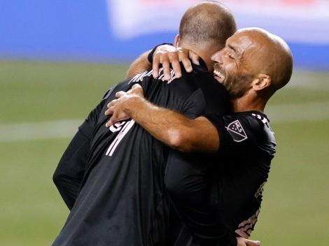 Federico y Gonzalo Higuaín se suman a exclusiva lista con Inter Miami en la MLS