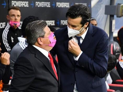 'Piojo' Herrera envía fuerte mensaje a Solari sobre su trabajo en América