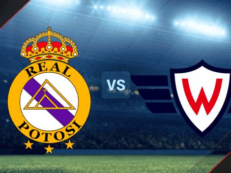 HOY | Real Potosí vs. Jorge Wilstermann por la Primera División de Bolivia: hora y canal de TV para ver EN VIVO