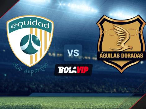 Qué canal transmite La Equidad vs. Águilas Doradas por la Liga Betplay 2021