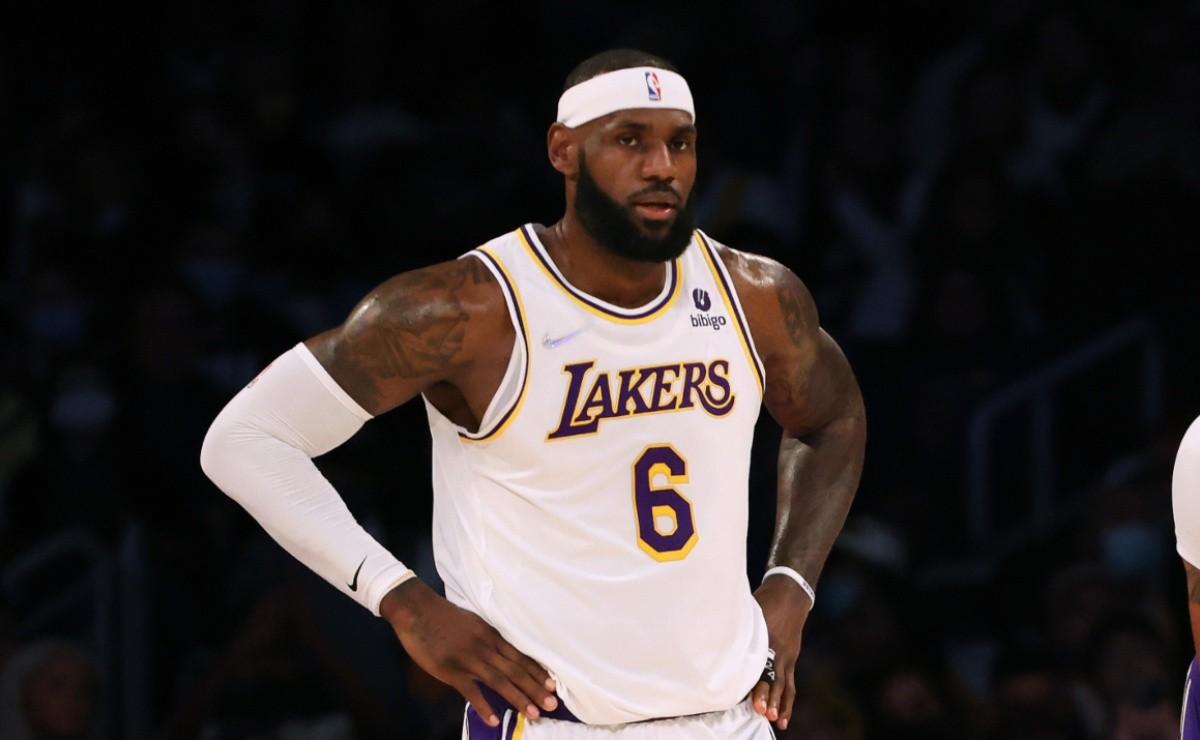 Los Angeles Lakers vs San Antonio Spurs: Lista de lesionados con LeBron James fuera NBA 2021
