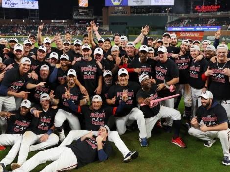 Atlanta Braves en la Serie Mundial: La ilusión de revivir el éxito de los años 90