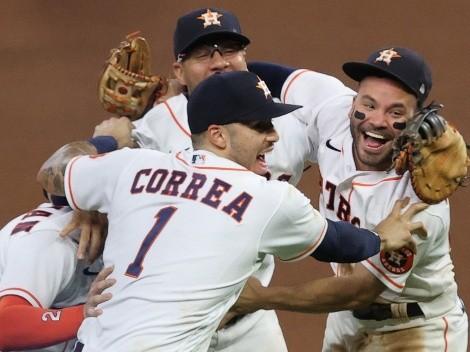 Houston Astros en la Serie Mundial: A dejar atrás la polémica y volver a lo más alto