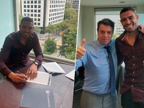 ¡Álvaro Montero ya firmó su contrato como nuevo jugador de Millos!