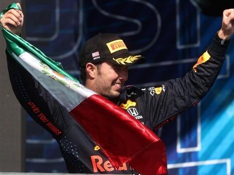 ¿Cómo le ha ido a Checo Pérez en el Gran Premio de México?