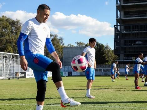 Cruz Azul prepara el Clásico Joven con solo dos bajas