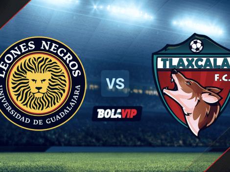 Qué canal transmite Leones Negros vs. Tlaxcala por la Liga BBVA Expansión MX