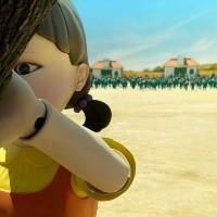 Netflix: la muñeca de El juego del Calamar se volvió una realidad