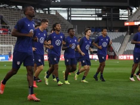 Estados Unidos cerrará 2021 con partido amistoso ante rival europeo