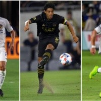 Tres mexicanos en el Top 10 de playeras vendidas de la MLS