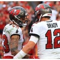 ¡Eterno! Tom Brady y la diferencia de edad con los jóvenes QB de la NFL