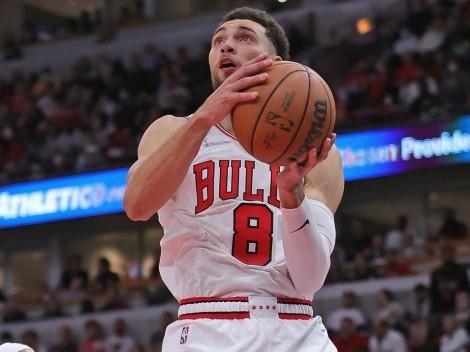 Estrella de los Chicago Bulls presenta una lesión en la mano pero seguirá jugando