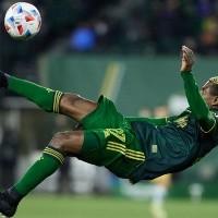 VIDEO: ¡Que se acabe la MLS! Dairon Asprilla anotó el mejor gol del 2021