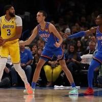 Lakers cae ante Thunder: ¿Es la peor derrota de su historia?