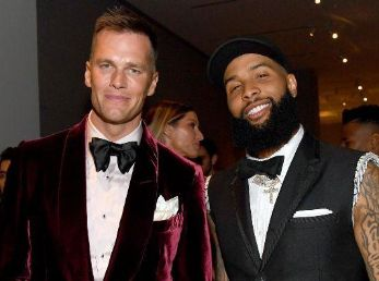 Tom Brady and Odell Beckham Jr. are two of the most stylish in the world.