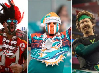 Tampa Bay Buccaneers, Miami Dolphins and Tampa Bay Vipers are three of the most beloved teams in Florida.