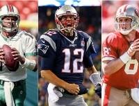 Top 50 greatest quarterbacks in NFL history