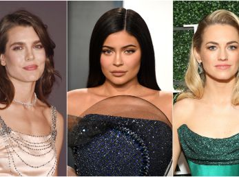 Charlotte Casiraghi, Kylie Jenner and Amanda Hearst - Getty