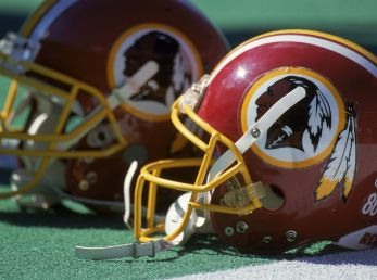 The Washington Redskins have announced they will drop their name and logo (Getty).