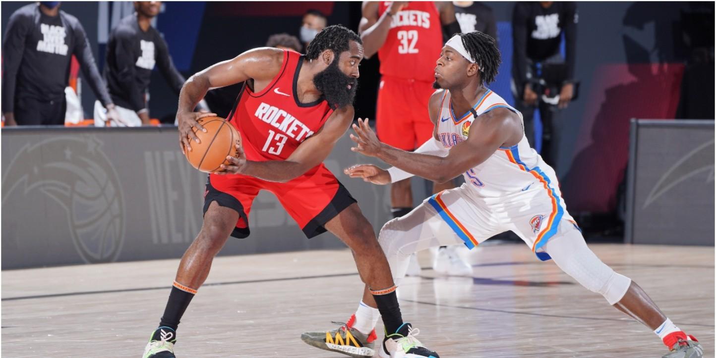Oklahoma City Thunder vs Houston Rockets Game 3: How to ... Rockets Vs Thunder