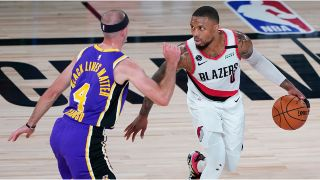 Portland Trail Blazers Vs Los Angeles Lakers Game 4 How To Watch And Live Stream Nba Playoffs Free Today Preview And Odds Bolavip Us