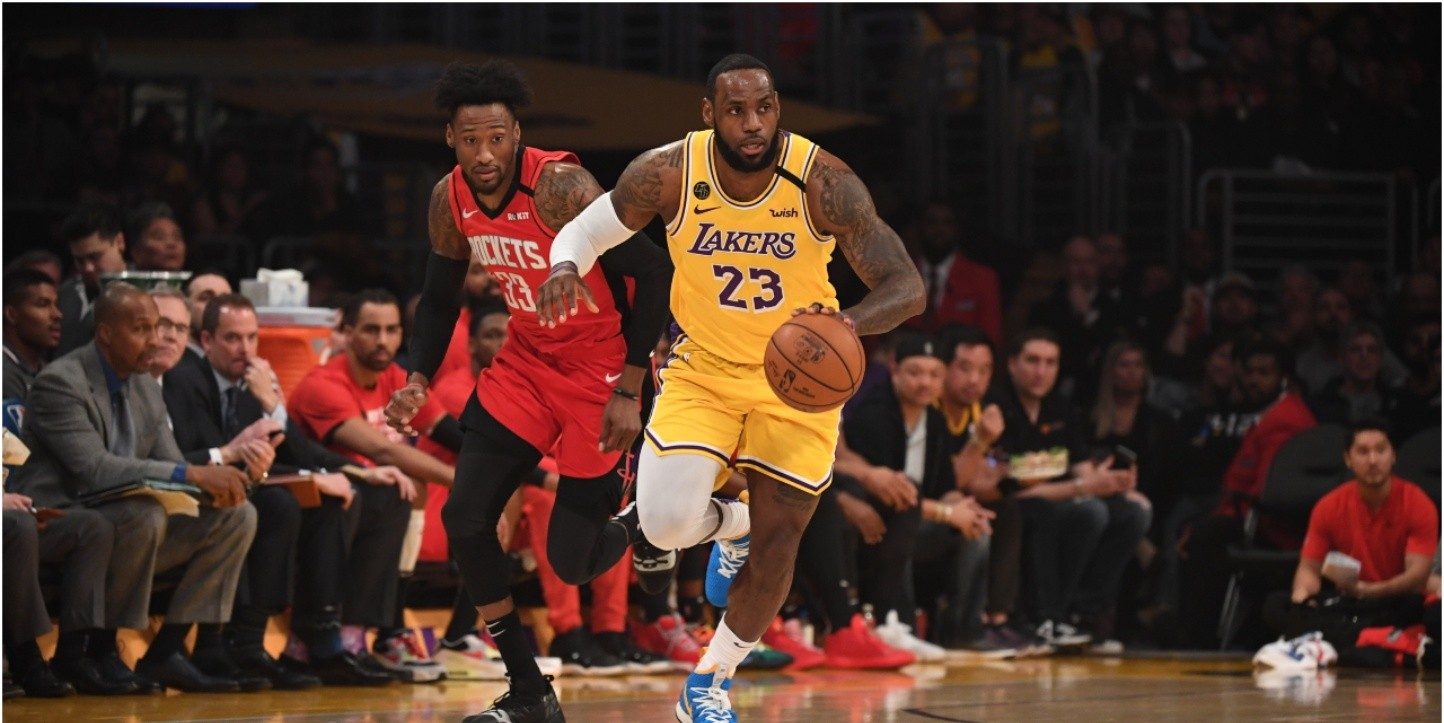 NBA Playoffs Predictions | Los Angeles Lakers vs Houston ...