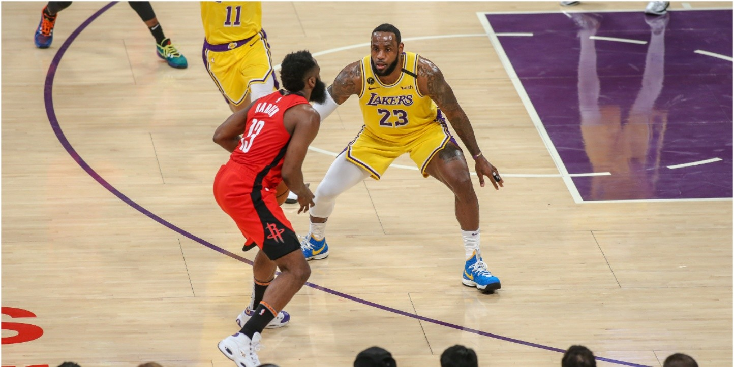 Los Angeles Lakers vs Houston Rockets Game 1: How to watch ...