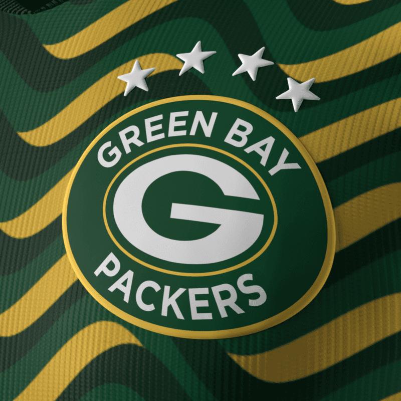 Green Bay Packers Logo Small Bkhct Ffstn8km