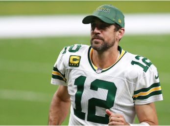 Rodgers will be inducted into the Hall of Fame when he retires. (Getty)