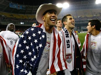 The USMNT has fond memories at RFK Stadium. (Getty)