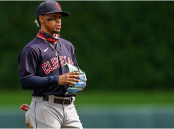 Lindor could be on the move. (Getty)