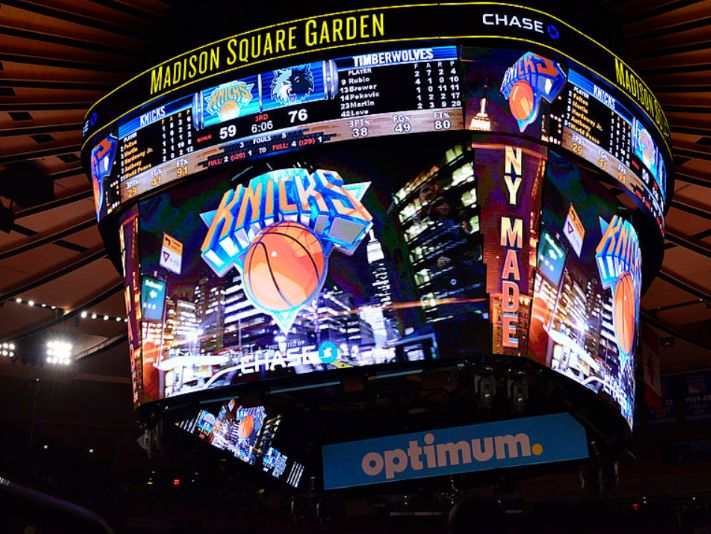 The NBA has 29 facilities for 30 teams. (Getty)