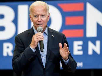 Various big-name NBA players have come out and endorsed Joe Biden. (Getty)