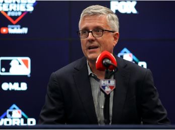 Jeff Luhnow was suspended one year. (Getty)