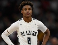 Who's Bronny James? Everything you need to know about LeBron's oldest son