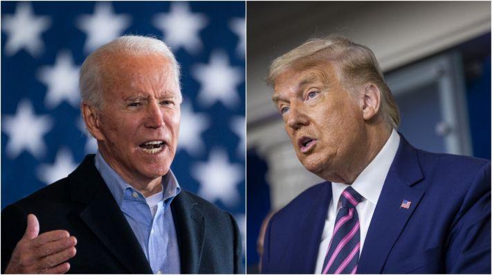 US Election 2020 | Donald Trump vs Joe Biden: Funniest ...
