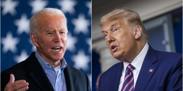 US Election 2020 | Donald Trump vs Joe Biden: Funniest ...