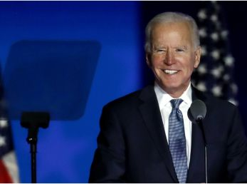 Biden will be the 47th President of the United States. (Getty)