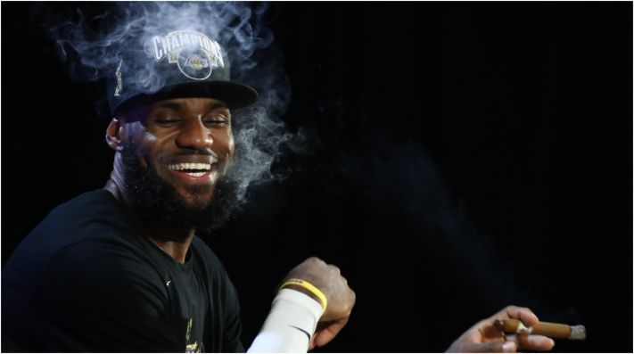 LeBron gets more help: Funniest memes and reactions from ...