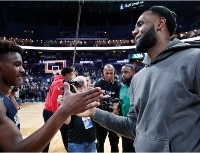 LeBron and Bronny James duo in the NBA now officially a likely scenario