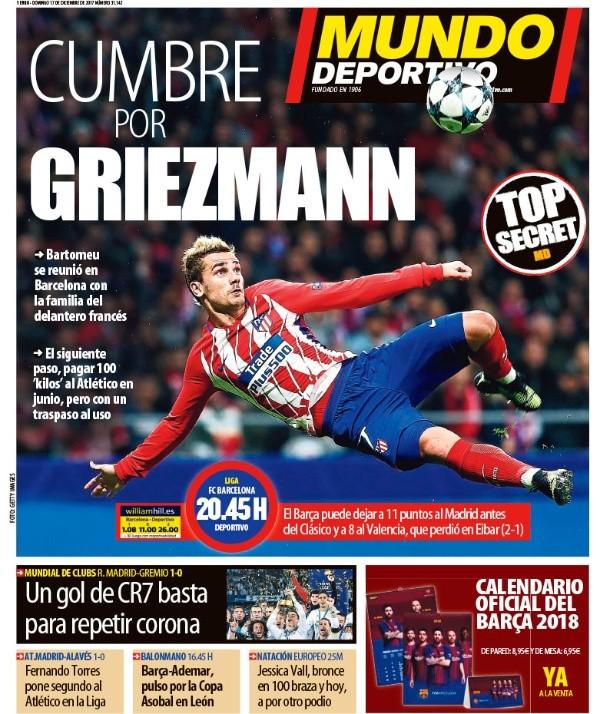 El Barcelona llega a un acuerdo con Griezmann